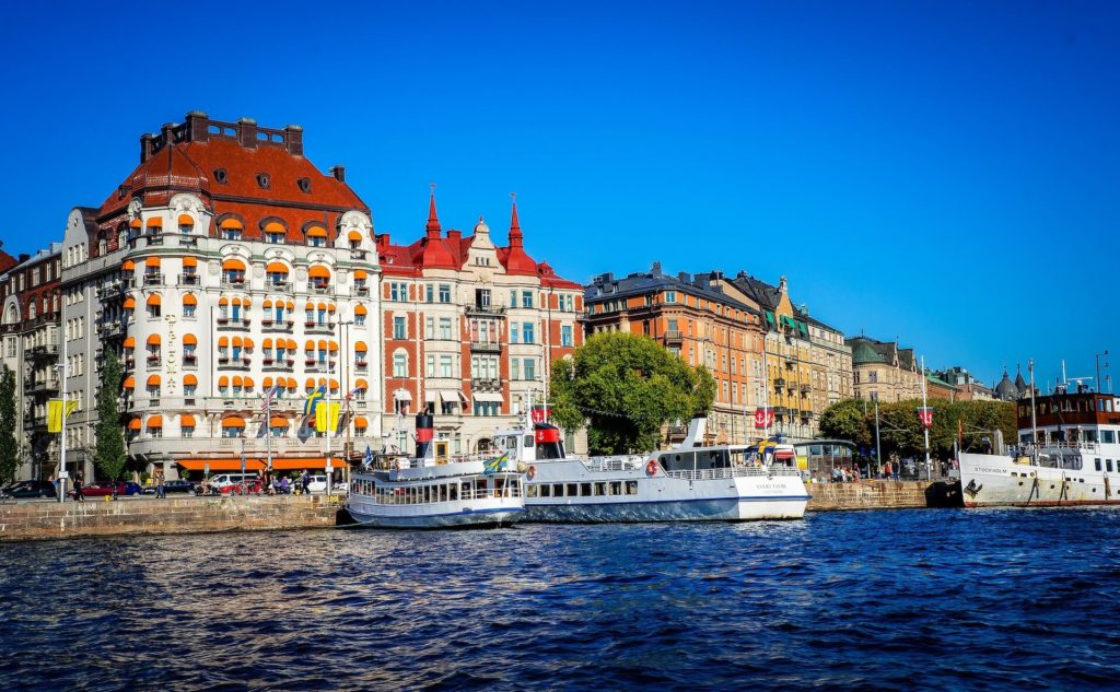 Top startups Moving to Stockholm 2019