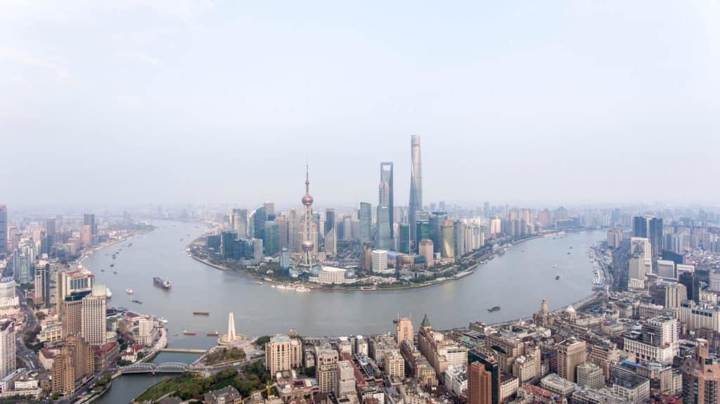 Top Startups moving to Shanghai 2019