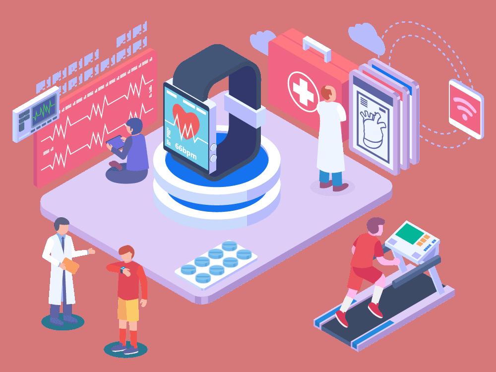 Medtech sector icon