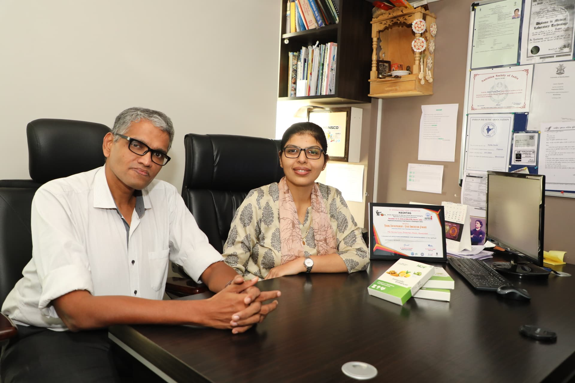Arpita Divyesh Doshi Has Invented Food That' Makes You Healthy